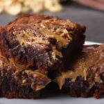 Fudgy Chocolate Spinach Brownies