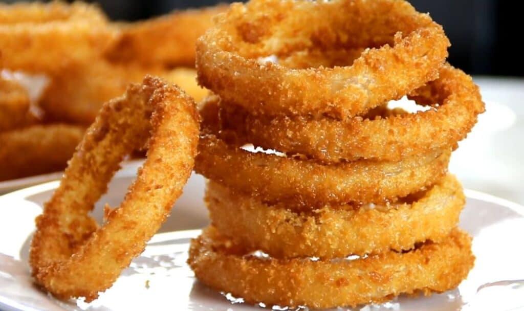 Perfect Crispy Keto Onion Rings