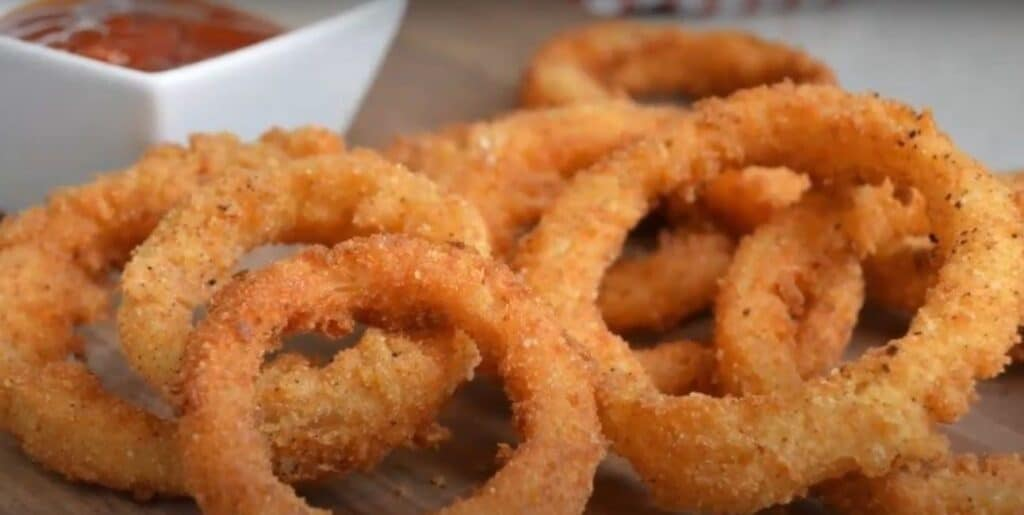 Best Low-Carb Onion Rings