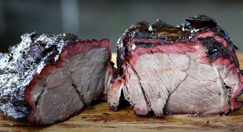 Tender and Juicy Smoked Chuck Roast