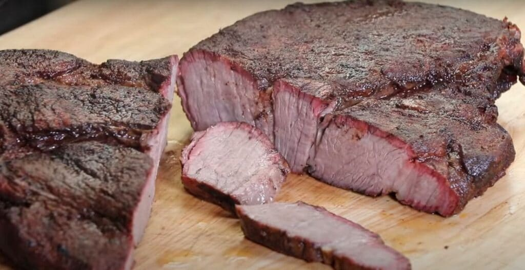 Barbecue Smoked Chuck Roast
