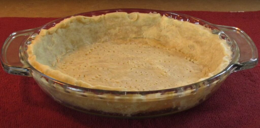 ALMOND FLOUR PIE CRUST VEGAN