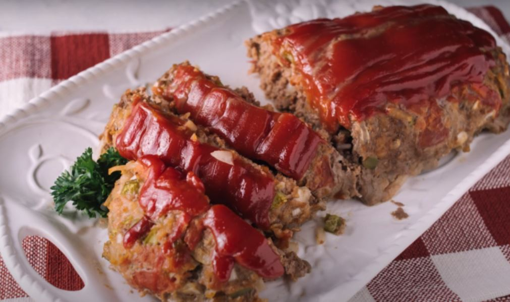 Cracker Barrel Meatloaf recipe
