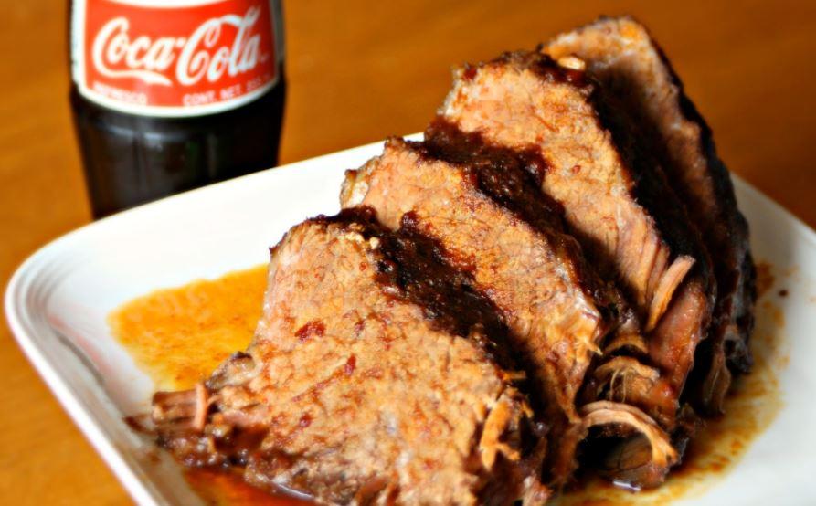 COCA-COLA SLOW COOKER ROAST BEEF
