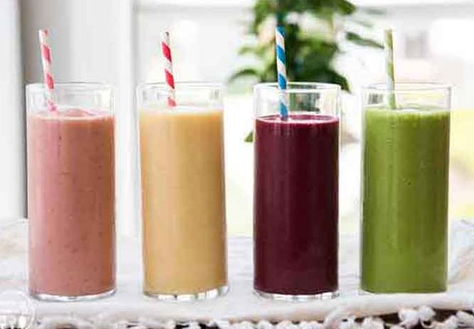 smoothie king recipe