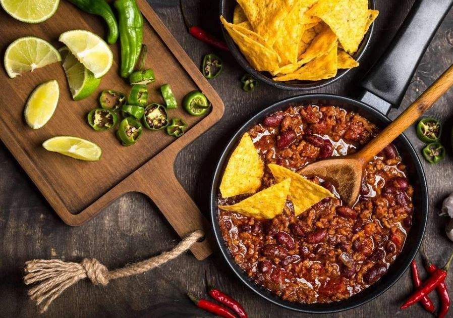 Texas roadhouse chilli recipe