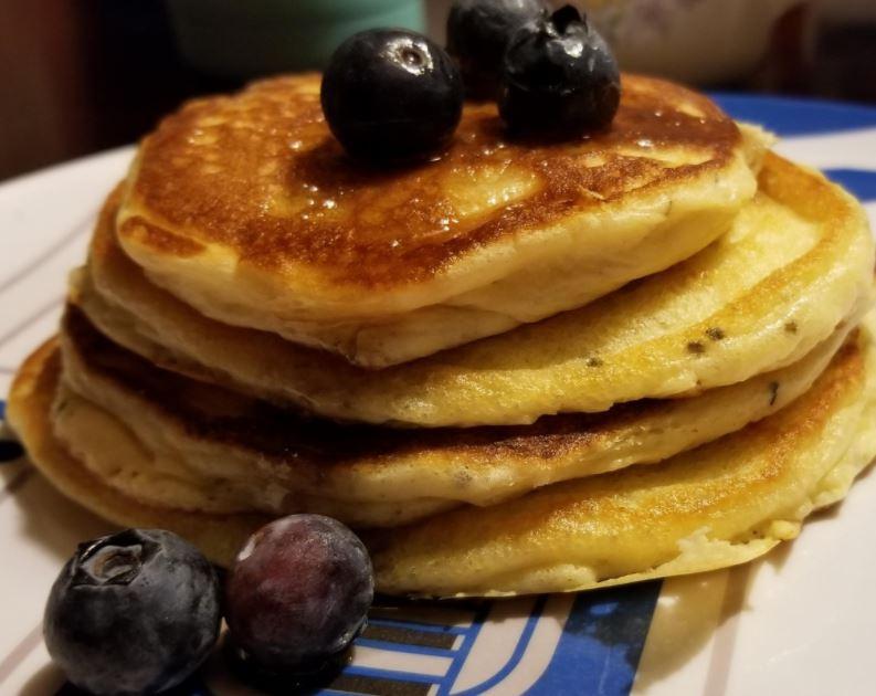 Carbquik Pancakes