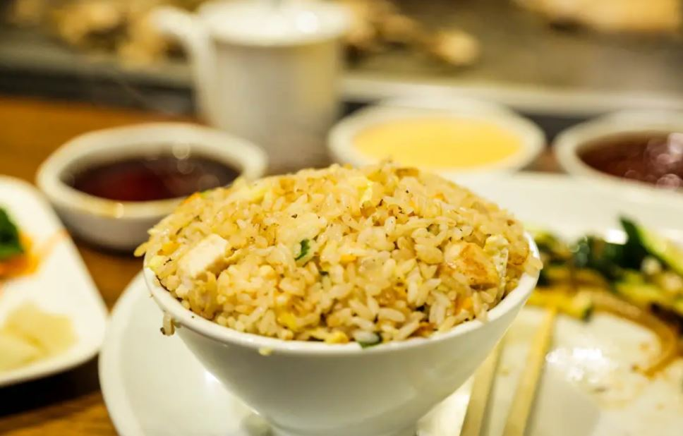 Benihana fried rice copycat recipe
