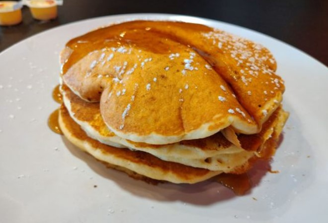 FLAVOURFUL PANCAKES