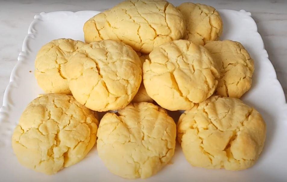 Yolk Cookies