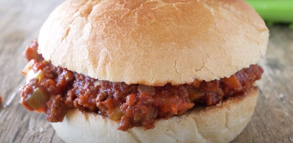 Super easy sloppy joe recipe