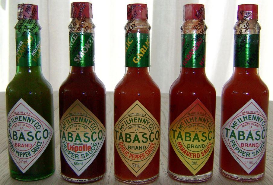 TABASCO (SAUCE)