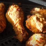 Ninja Foodi Fried Chicken