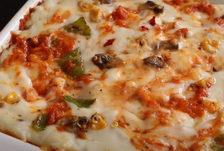 lasagna recipes with ricotta cheese