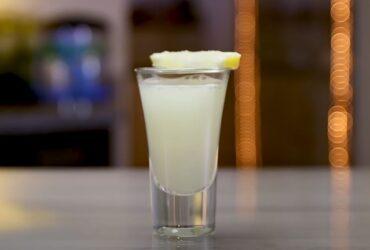 Lemon drop shot recipe