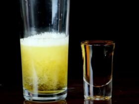 Vegas Bomb – A perfect homemade party drink
