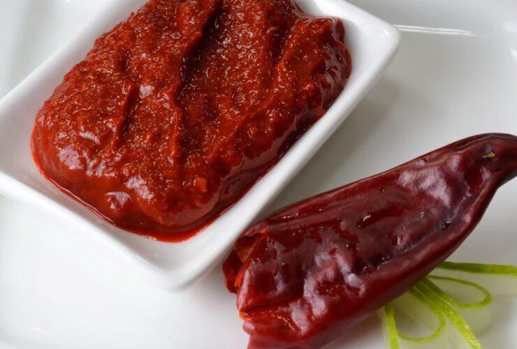 Chili paste substitute ideas