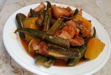 Pinakbet Ilocano recipe