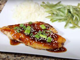 Low carb teriyaki sauce recipe
