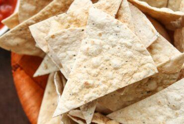 Low carb tortilla chips recipes