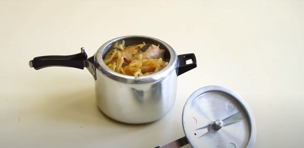 pressure cooker chicken and rice recipe