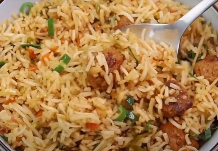 leftover rice