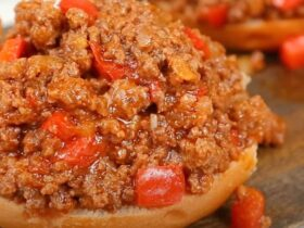 what goes with Sloppy Joes